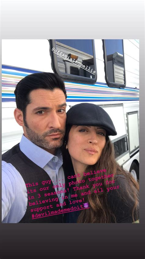 New Tom Ellis Pictures and Videos – BTS Lucifer Season 5
