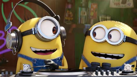 Just where are all the Minions in the Despicable Me 3