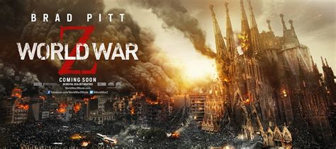 World War Z shows the world on fire in new posters – The