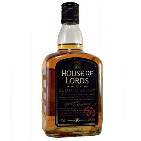 House of Lords 12 year old Blended Scotch Whisky1990's