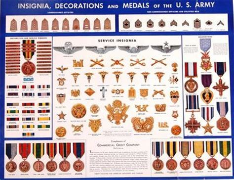 """""""Insignia Decorations and Medals of the U"""