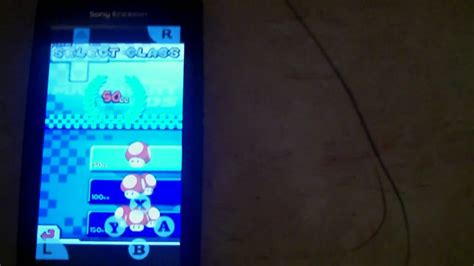 Android NDS Emulator - YouTube