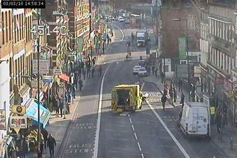 Streatham High Road: Man taken to hospital after being