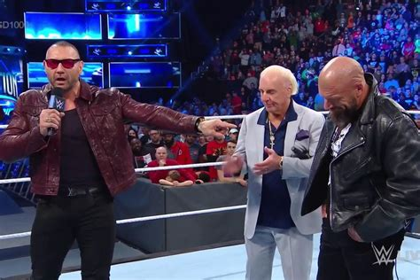 Report: Batista talking to WWE about WrestleMania