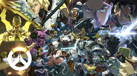 Overwatch is free on the May 26 weekend to mark its year