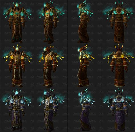 Challenge Mode - Armor Reward Models Preview - MMO-Champion