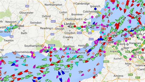 Real-Time Air and Marine Traffic Dashboard | Postscapes