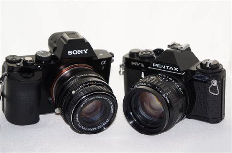 A7 A7r with K and M42 lenses Post Images here - Page 3