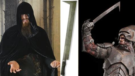 The swords in Lord of the Rings - Would they be practical