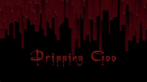 Dripping Goo (generator FCPX) | Unique Other Software