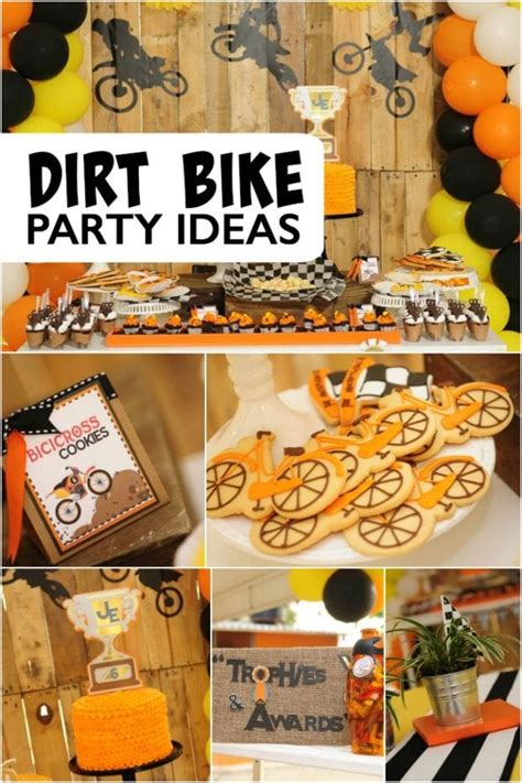 Bike Themed Birthday Party - Spaceships and Laser Beams