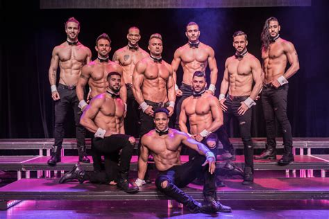 Chippendales, About Last Night