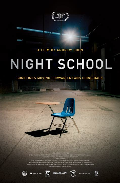 Review: 'Night School' Gives a Voice to the Underrepresented