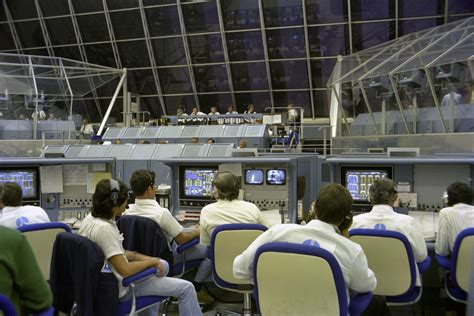Firing Rooms Keep Launch Team Well-Connected   NASA