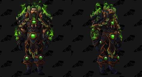 Rogue Tier 20 Armor Preview - Fanged Slayer's Armor