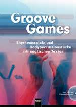 Groove Games, Buch inkl