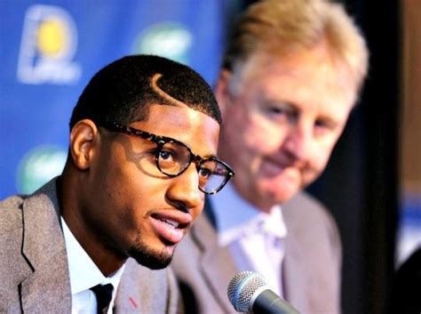 Paul George Inks Extension With Pacers