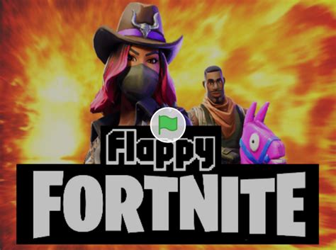 FLAPPY FORTNITE - Crazy Games - Free Online Games on Crazy