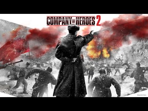 Company of Heroes 2 Mission Hinter feindlichen Linien