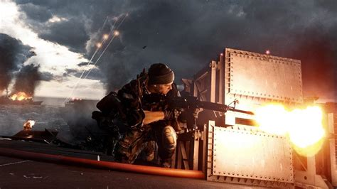 Battlefield 4 - The New Weapons and Gadgets of BF4 Naval