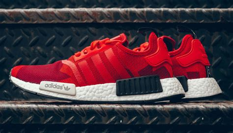 adidas NMD Red Camo | Sole Collector