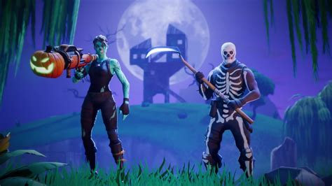 Fortnite: Battle Royale Skins - All free and premium