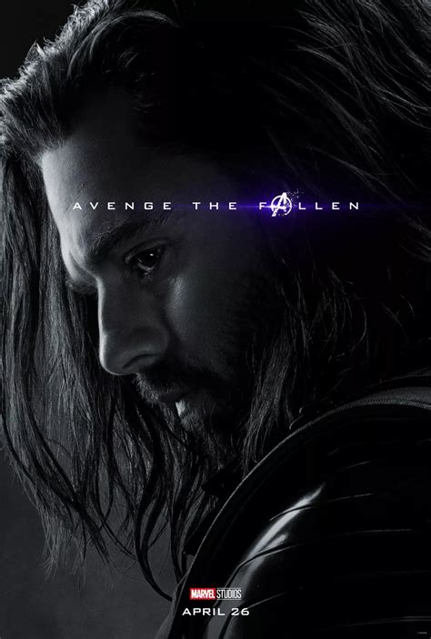 Avenge the fallen with 32 new Avengers posters - STACK