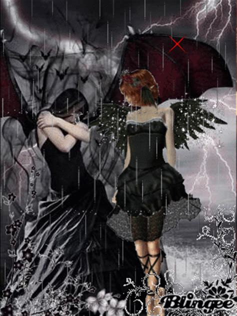 dark gothic angels Picture #127998232 | Blingee