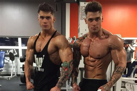Bodybuilding brothers the Harrison twins reveal best way