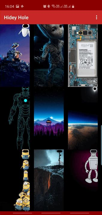 5 Best Galaxy S10 and S10 Plus Wallpaper Apps That You