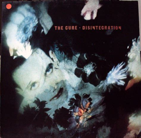 The Cure - Disintegration (1989, Smooth, Vinyl)   Discogs