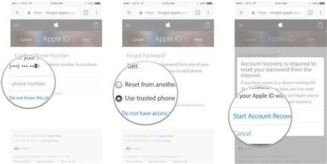 Forgot Apple ID Password? How to Reset Apple ID and Apple
