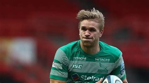Scotland's Chris Harris joins Gloucester from Newcastle