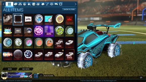 Rocket League Accounts, Buy / Sell Account For Rocket
