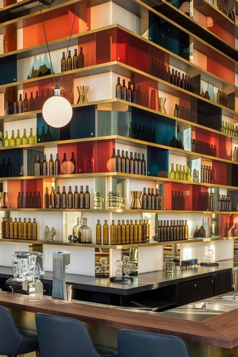 Hotel Andaz in München by Concrete Studio Amsterdam (With