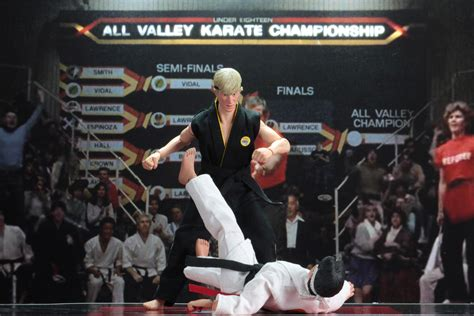 The Karate Kid (1984) – 8″ Clothed Action Figures