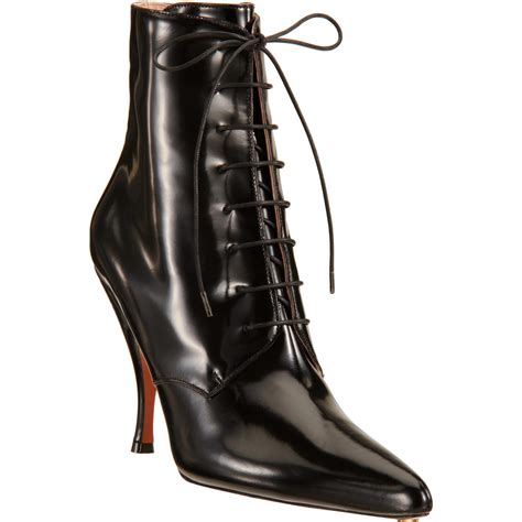 Rochas Pointed Toe Ankle Boot at Barneys