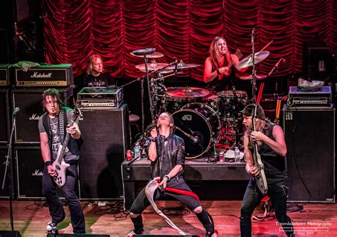 Swedish Rock Band, Eclipse, Performs in the USA for the