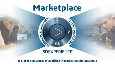 The 3DEXPERIENCE Marketplace - The Amazon of Manufacturing