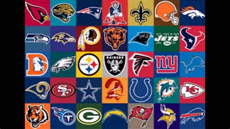 All NFL Team Logo Wallpapers (55+ images)