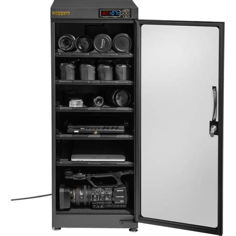 Ruggard electronic dry cabinets now available in larger