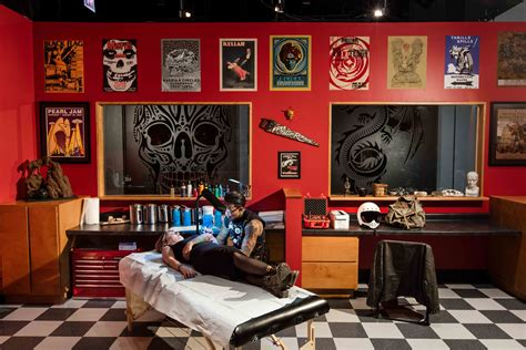 Get a tattoo at The Field Museum's new tattoo shop