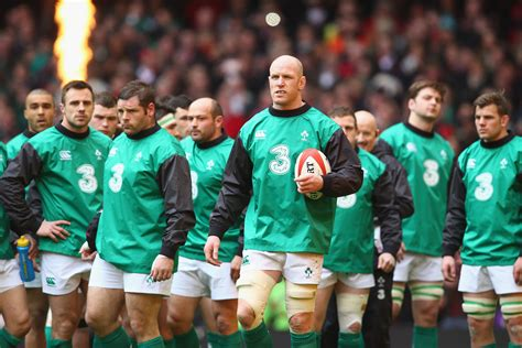 Ireland's 2015 Rugby World Cup squad - Rugby World
