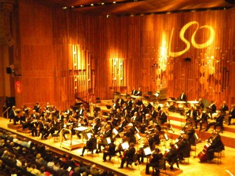 LSO - The London Symphony Orchestra, conducted by Kent