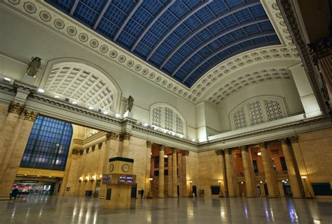 Grand Central, Union Station And More Of America's Most
