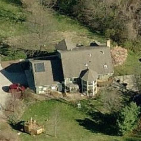 Dave Chappelle's House in Yellow Springs, OH (Google Maps)