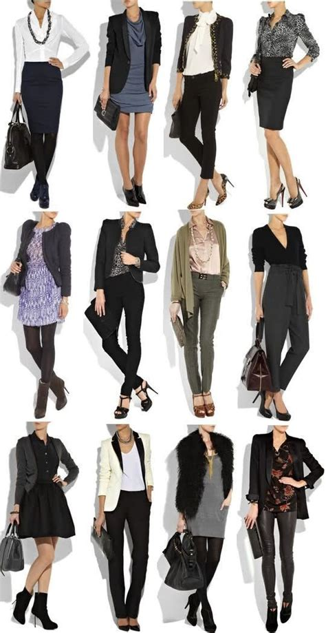 87960998945730555 workwear outfits different look business
