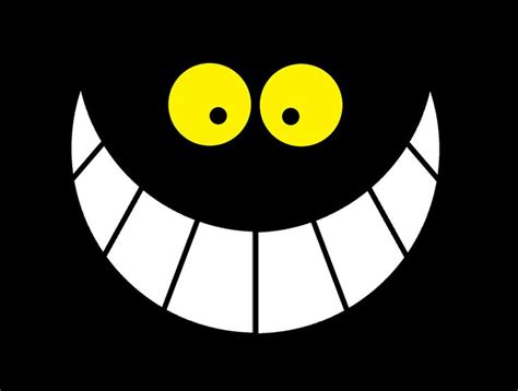 Cheshire Cat's Smile by streetgals9000 on deviantART (With