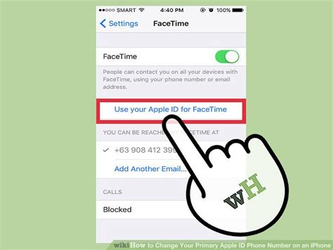 How to change phone number in apple id account