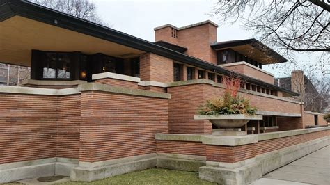 An Architecture for Social Change: Robie House, USA
